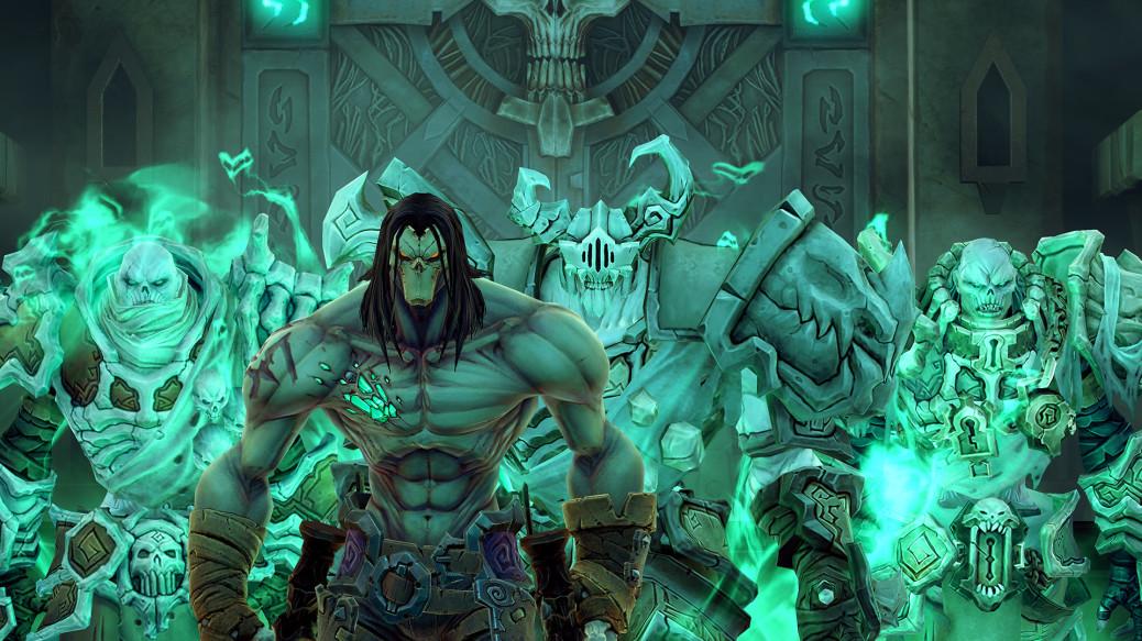 Darksiders II Screenshot 1 - Deathinitive edition