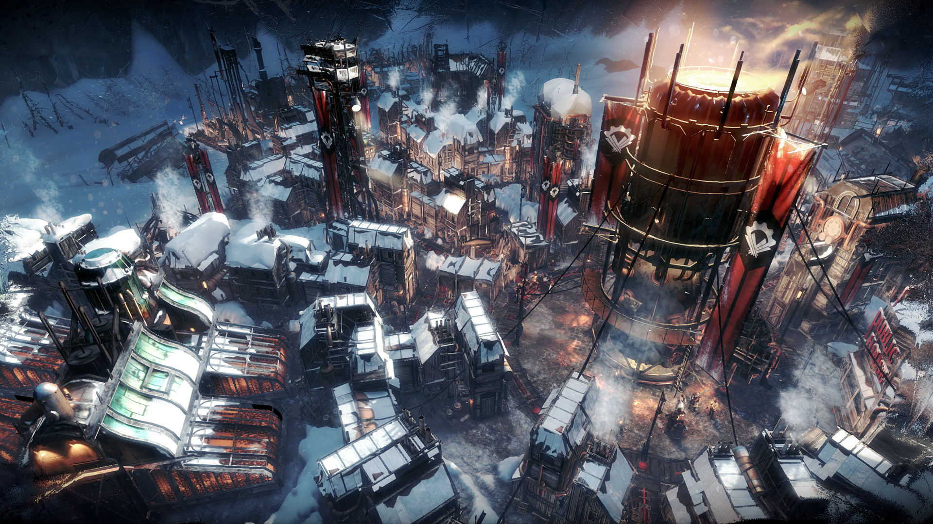 Frostpunk new screenshot 1