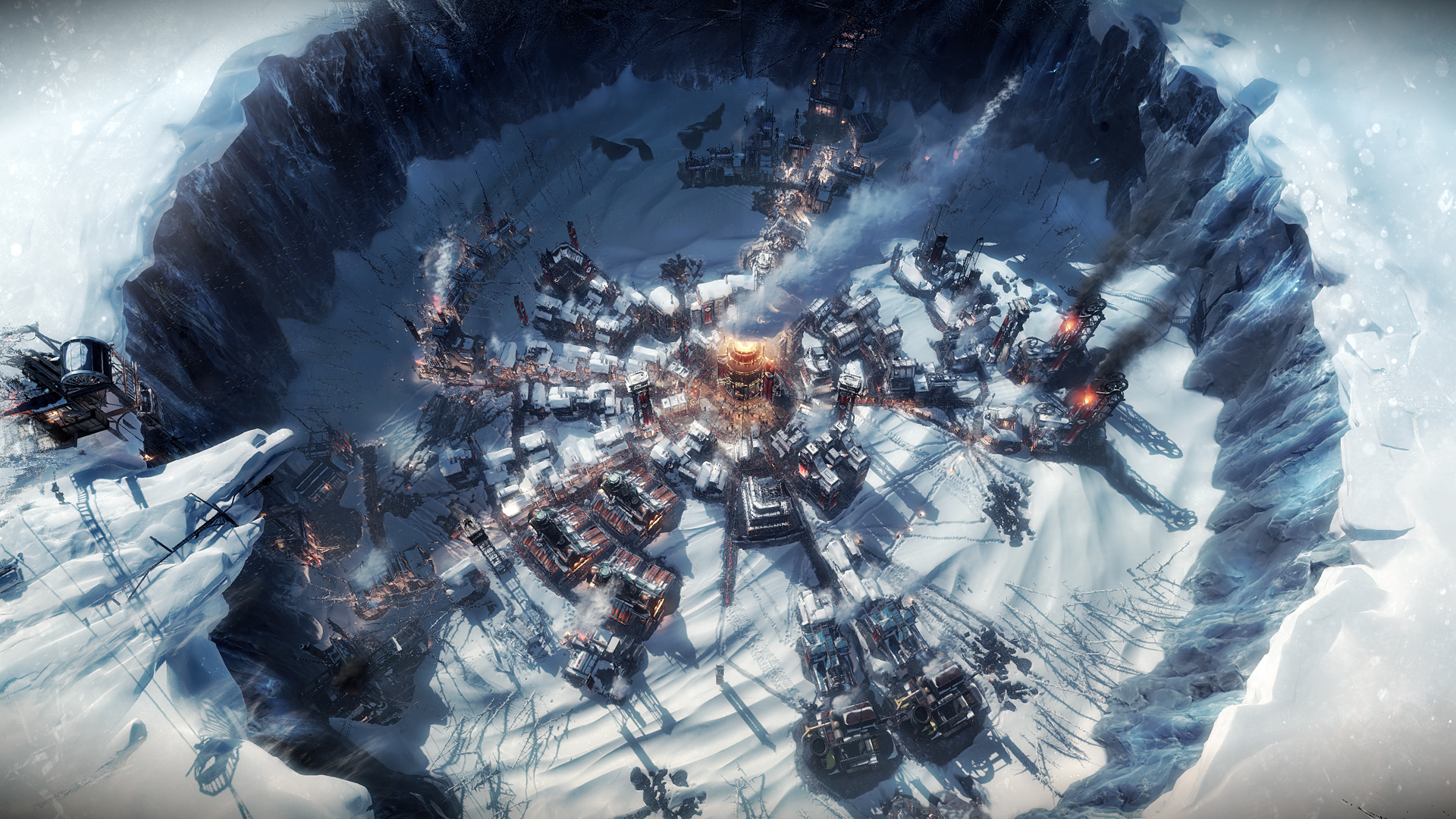 Frostpunk new screenshot 2