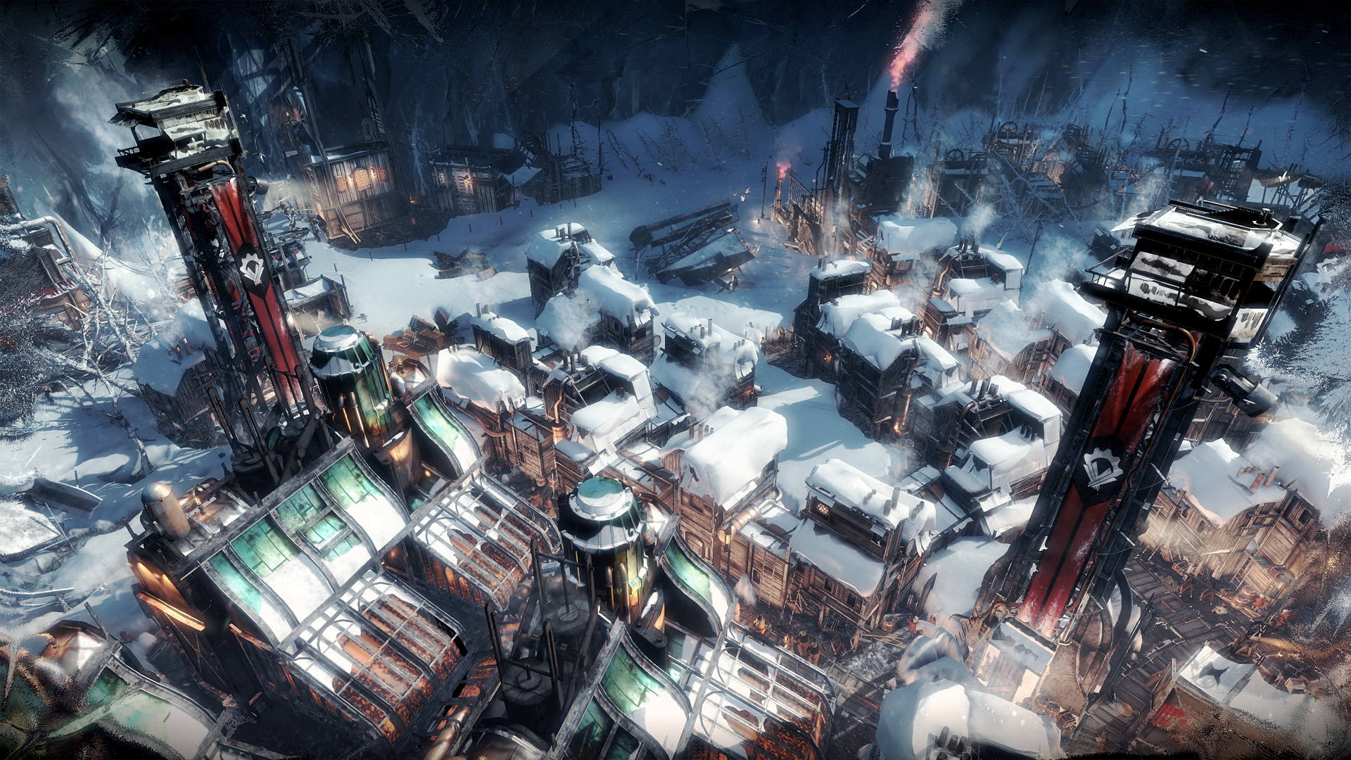 Frostpunk new screenshot 3